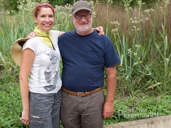 Plantsfolk: Horticulturist Laura Ekasetya and Roy Diblik