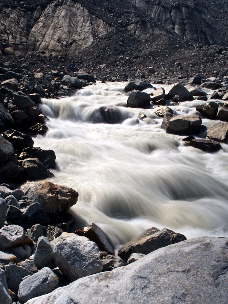 Capturing The Glacial Flow ...