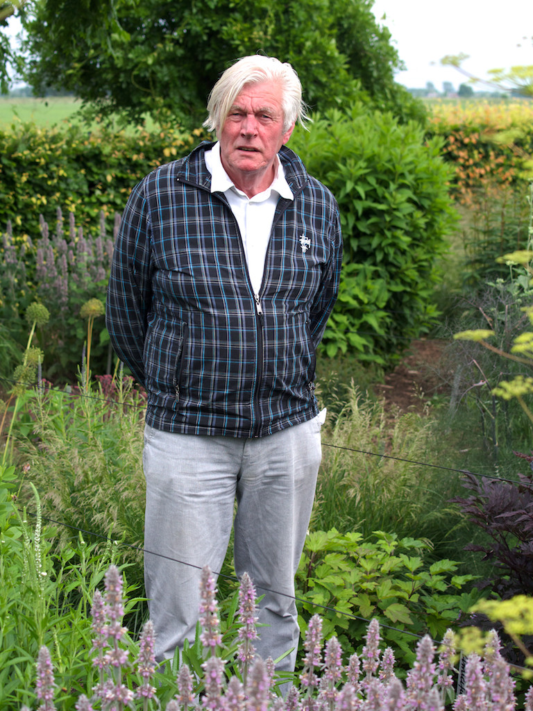 Piet Oudolf Royal Recognition At Home The New Perennialist